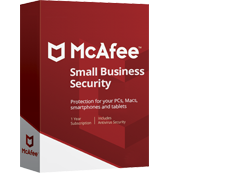 McAfee Small Business Security