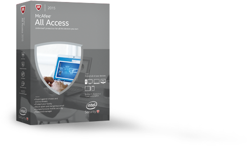 McAfee All Access Household