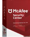 McAfee SecurityCenter