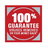 Compromisso de proteção contra vírus
